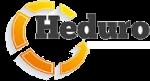 Heduro installatietechniek loodgieters warmteservice Logo